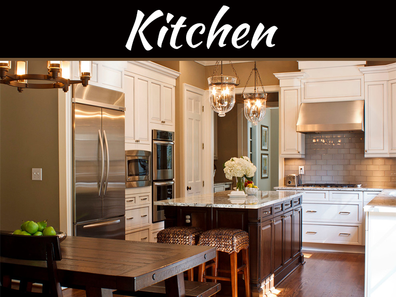 4 Benefits To Updating Your Kitchen