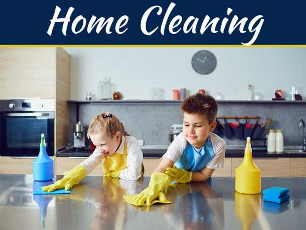 4 Reasons A Clean Home Is A Healthy Home