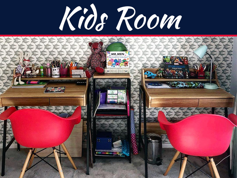 5 Tips On How To Decorate Children's Workspace