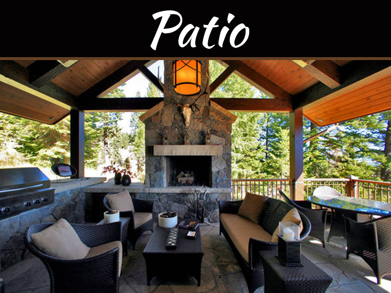 8 Trending Patio Design To Make Your Backyard Look Incredible Awesome