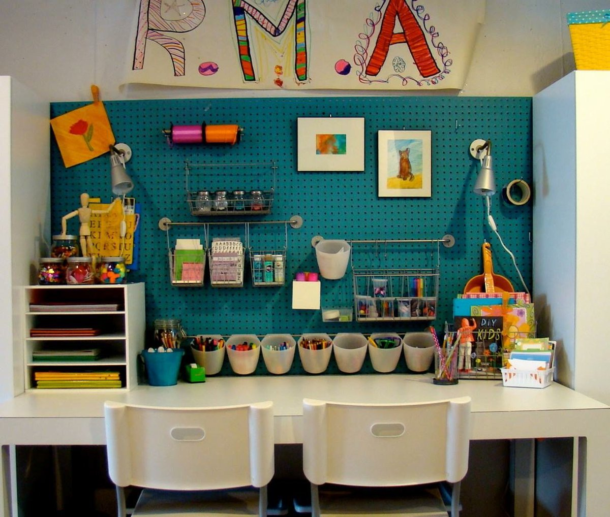 Children Workspace