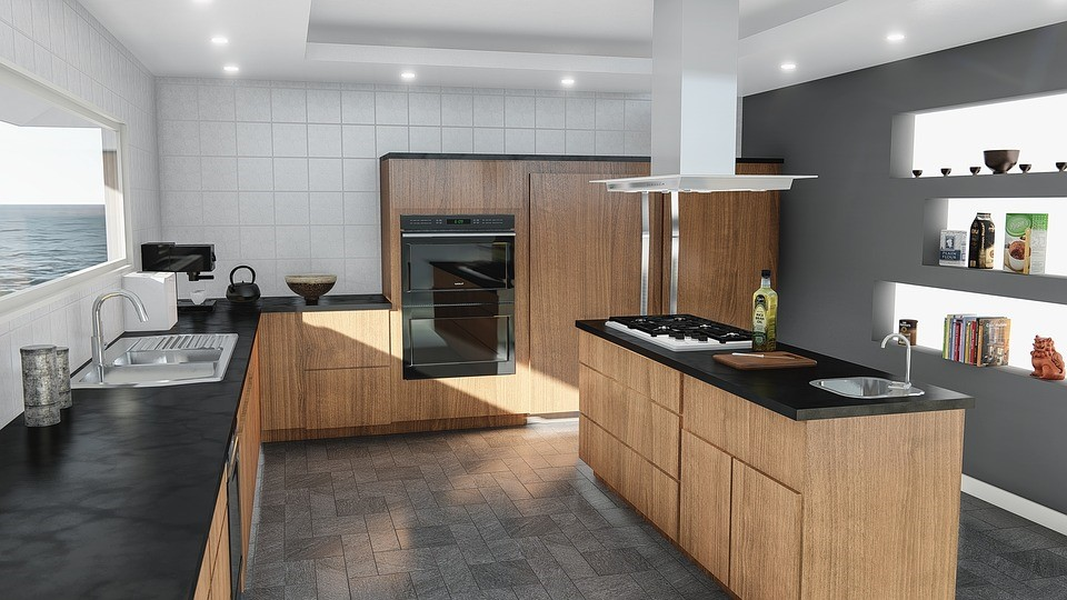Stylish Trendy Kitchen