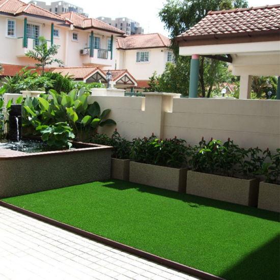 Artificial Grass Decor