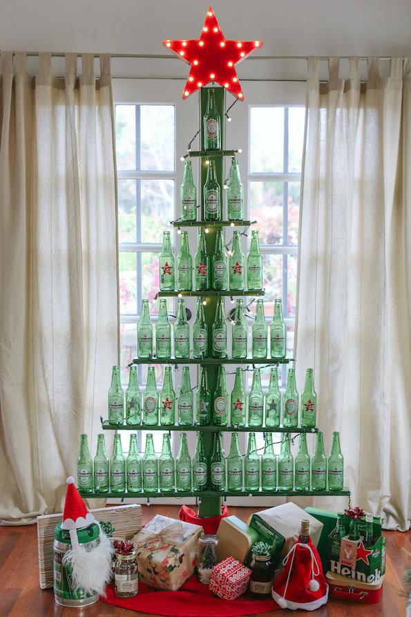 Beer Pyramids