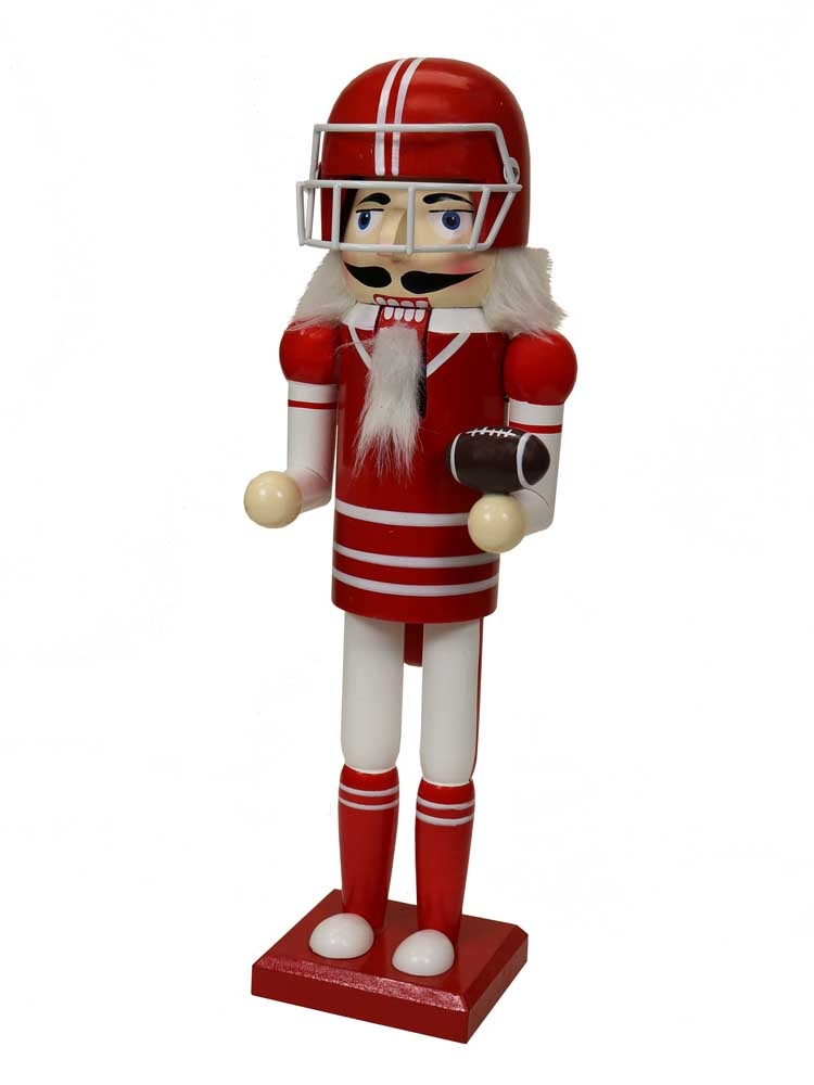 Football Nutcracker