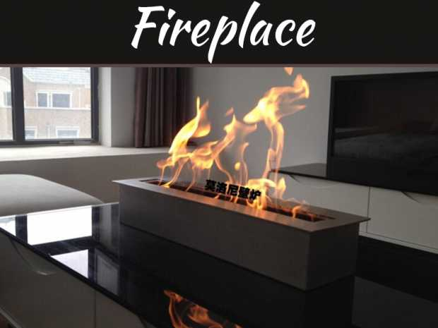 Modern Fireplace Designs For Elegant Home