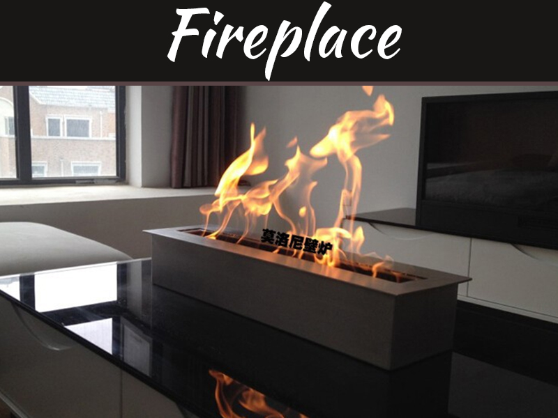 Different Types Of Indoor Fireplaces To Add To Your Home