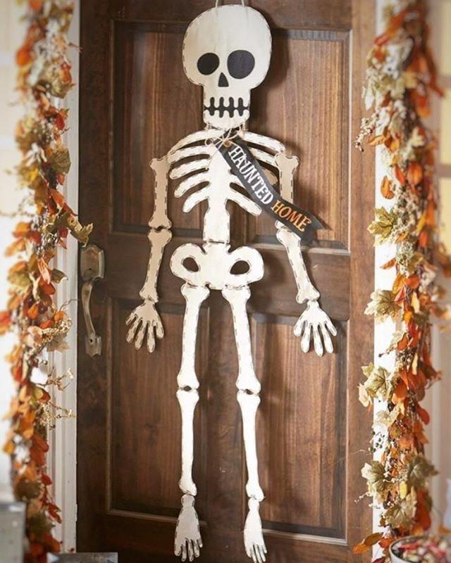 Mummify Your Front Door