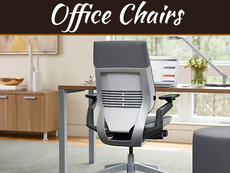 Office Chairs That Look Great And Help With Back Pain