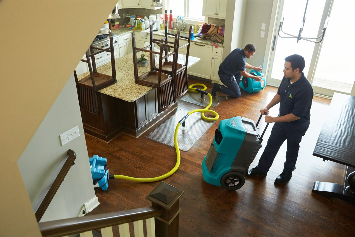 Professional Emergency Water Damage Service