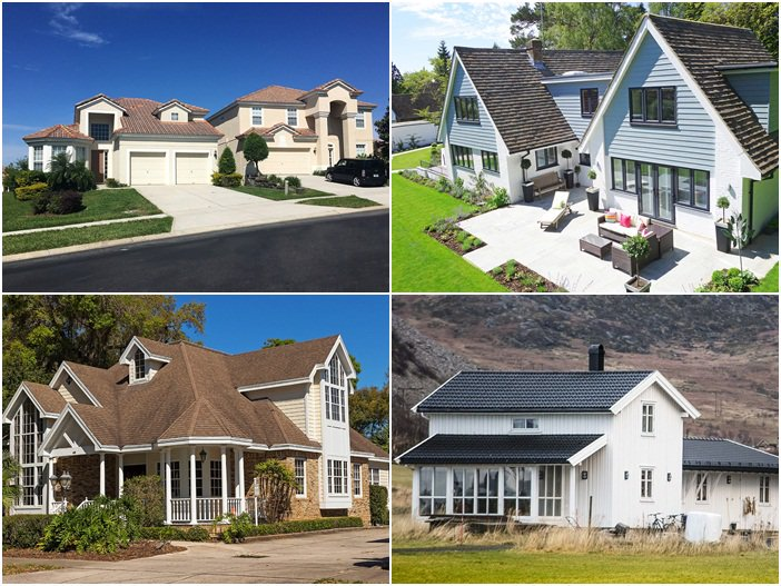 Residential Roof Types