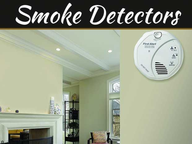 Use Of The Smart Smoke Detectors In Fire Prevention