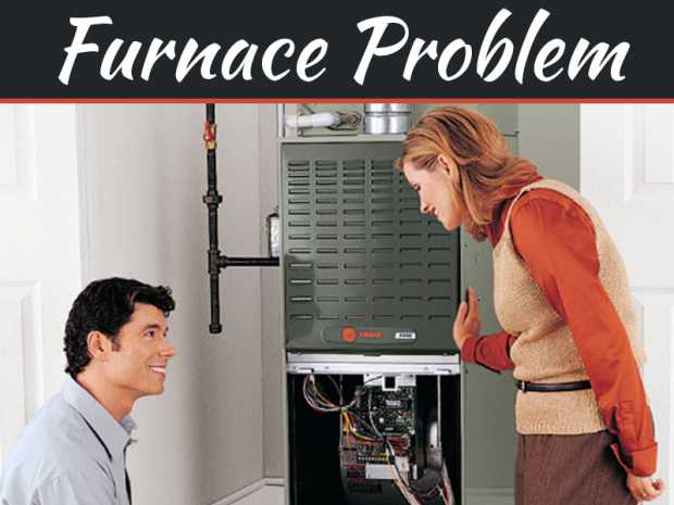 What Are The Tell-Tale Signs That There's A Problem With Your Furnace?