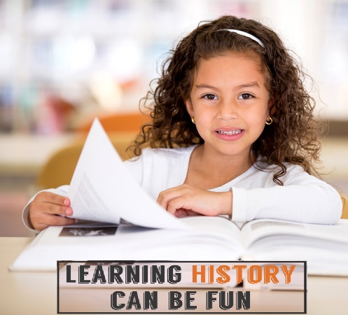 4 Reasons To Encourage Your Child To Learn About The History