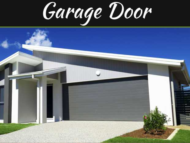 4 Signs That You Are In Need Of A Garage Door Repair