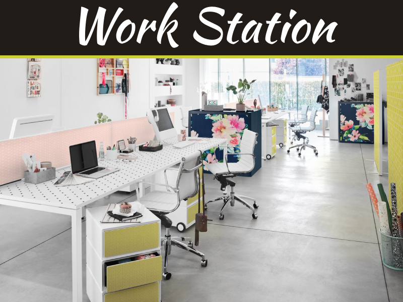 5 Comfortable Work Stations For A Productive Work Week