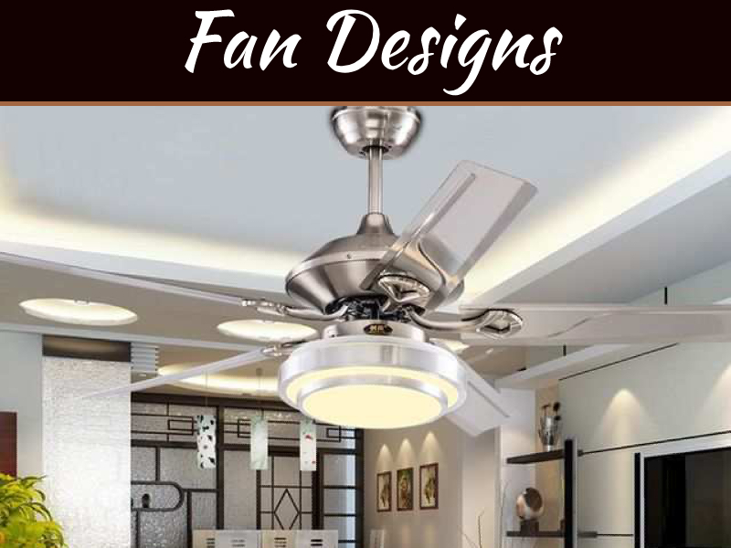 5 Hot Ceiling Fan Designs That Will Keep You Cool