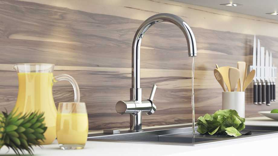 Water-Efficient Faucets