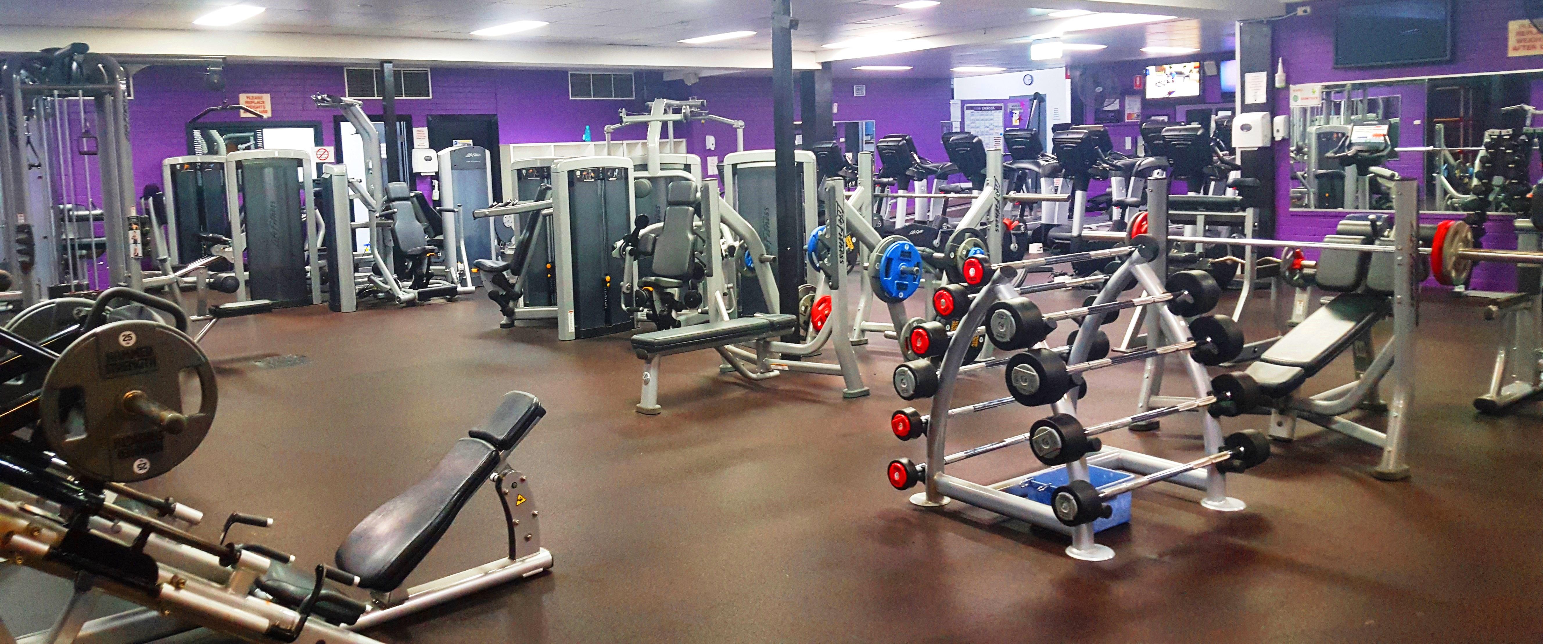 Gym Cardio Equipment