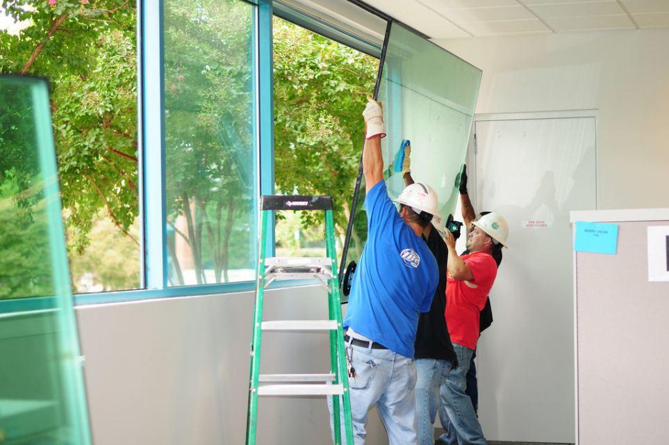 Windows and Glass Repair