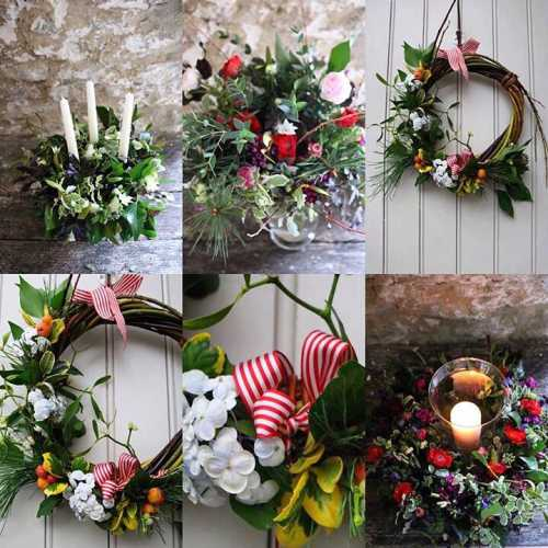 Decorative Wreath For Holiday Home Decor