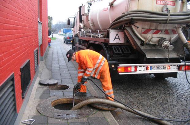 Drain Line Repair