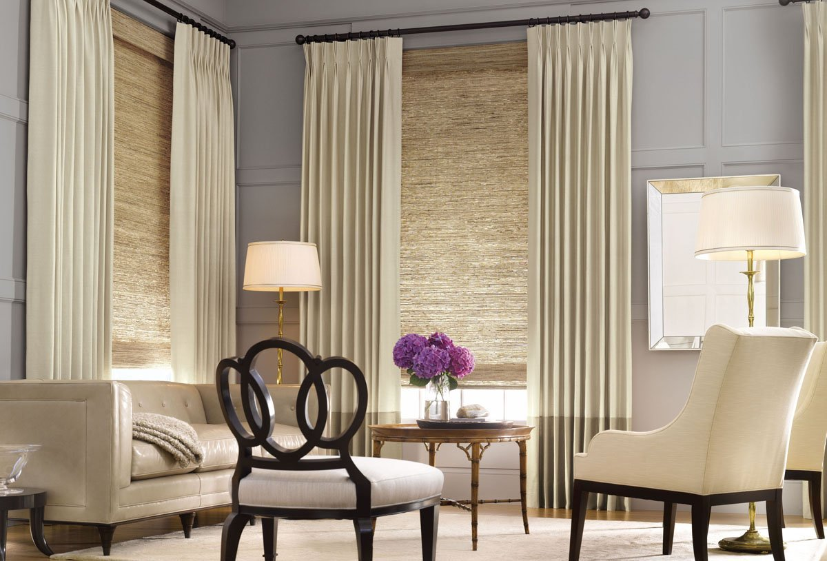 Top Five Elegant Hand Crafted Roman Shades Window