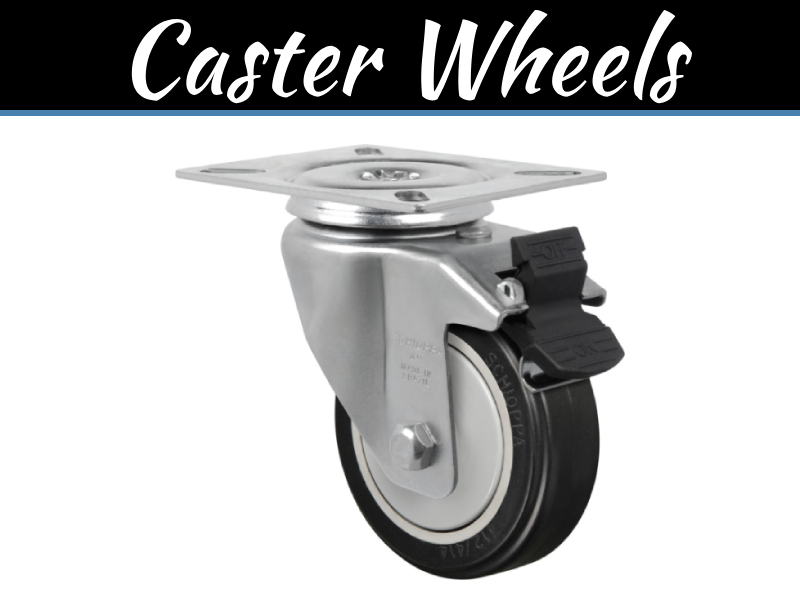 How Can Casters Improve My Household?