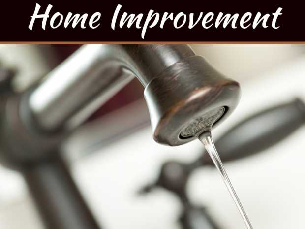 How To Improve Your Home's Water Pressure
