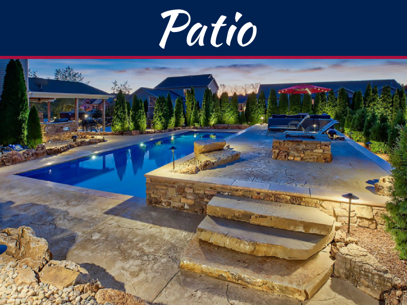 How To Stamp Concrete Your Patio