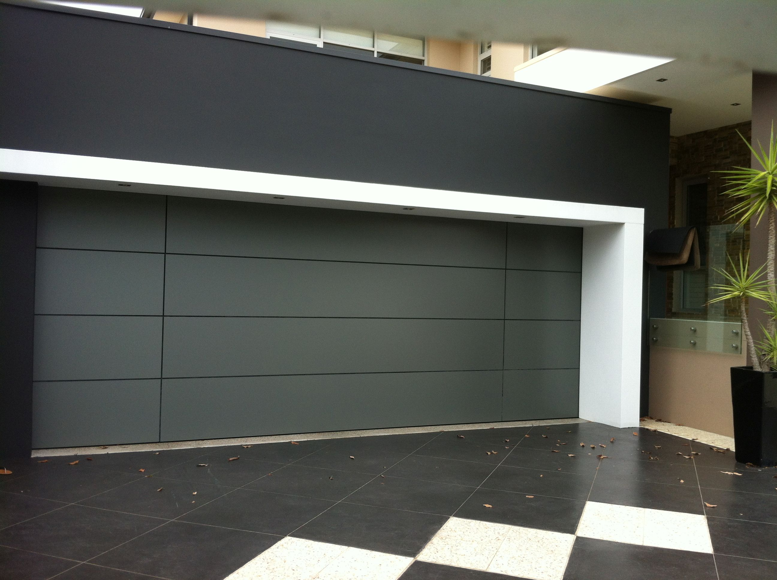 Modern Automatic Garage Doors