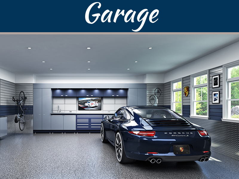 New Garage Doors Will Increase Your Home Value And Selling Potential