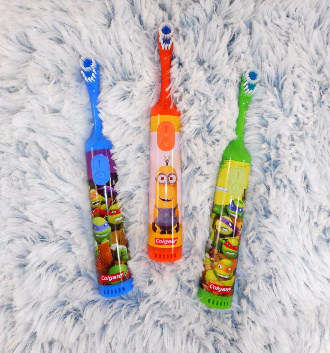 New Toothbrush