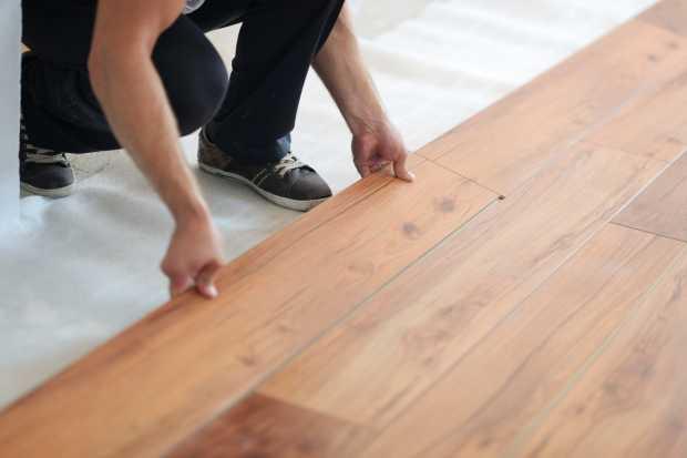 Professional Flooring Technician