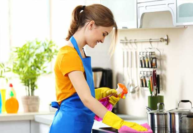 Professional Home Kitchen Cleaning