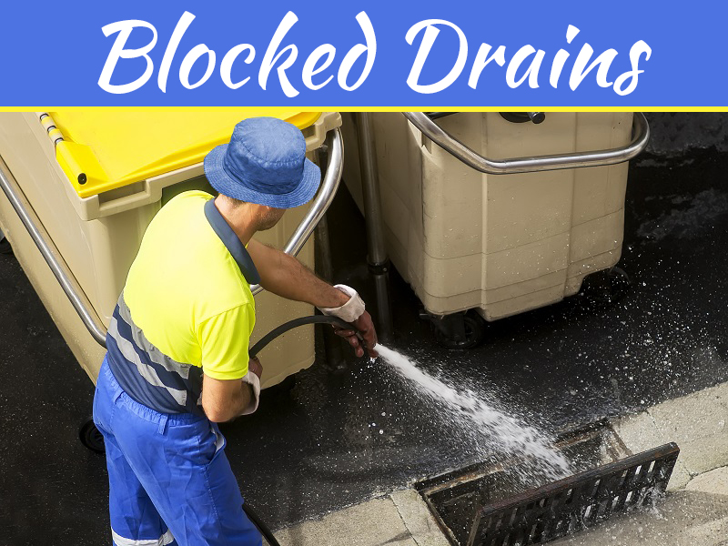 Reasons And How To Get Rid Of Blocked Drains