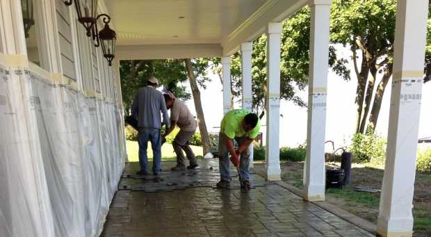 Stamped Concrete Patio Guide