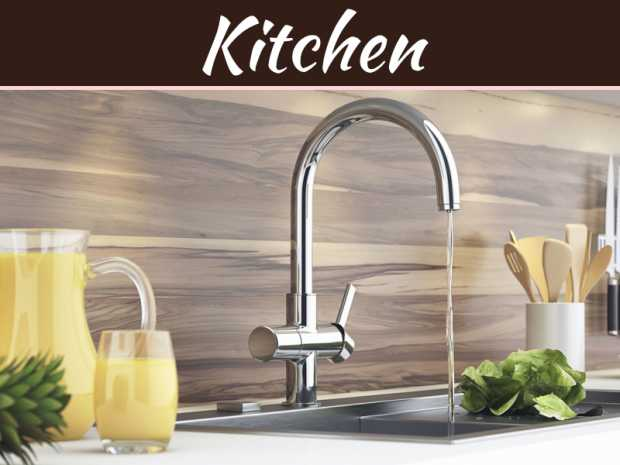 Top 5 Insider Tips About Kitchen Faucets