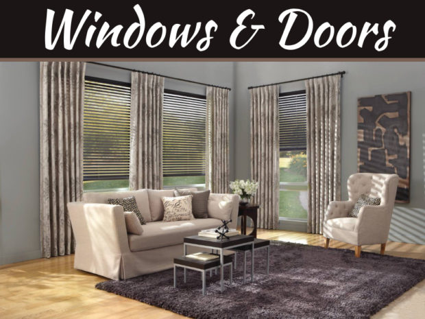 Top Five Elegant Hand Crafted Roman Shades Window Treatments