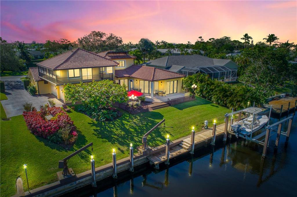 Waterfront Homes Port Saint Lucie