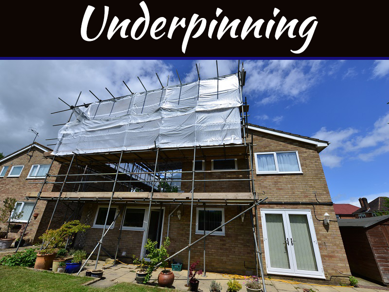 Why Underpinning is Important? Check all Advantages of Underpinning
