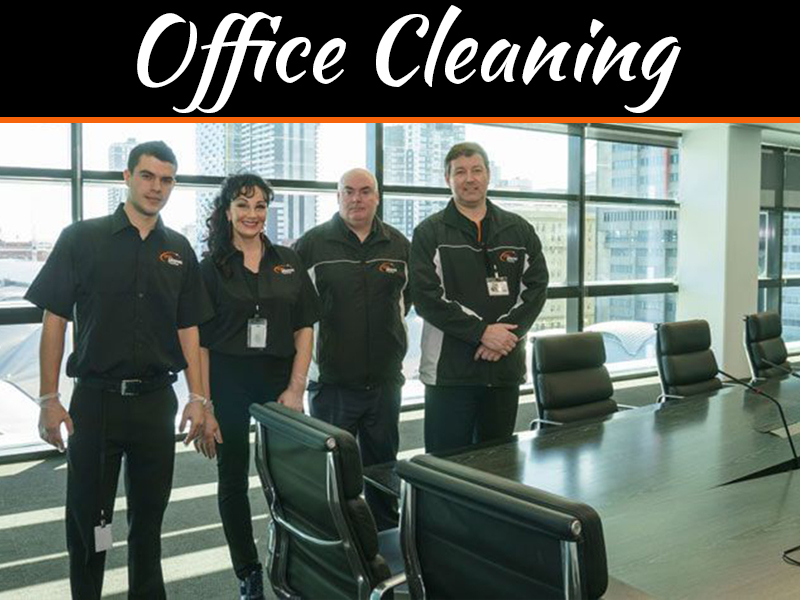 4 Benefits To Hiring An Office Cleaning Service