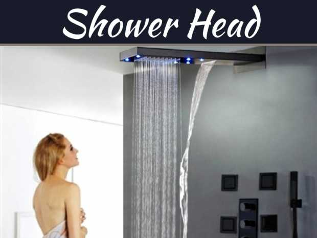 4 Tips To Using A Shower Head