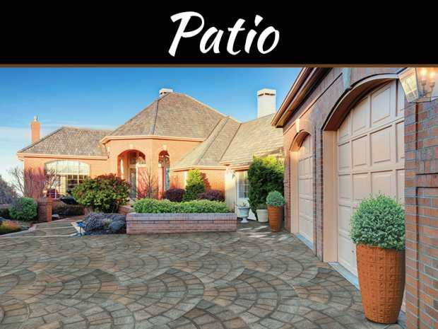 5 Great Looks In Stamped Concrete For Your Yard And Drive