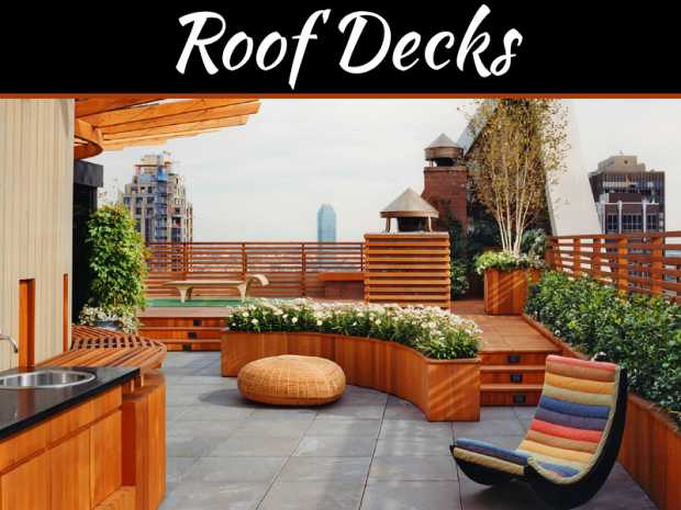 5 Things You Should Know About Roof Decks in NY