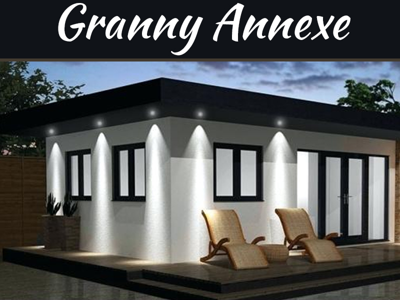 5 Tips For Building A Granny Annexe