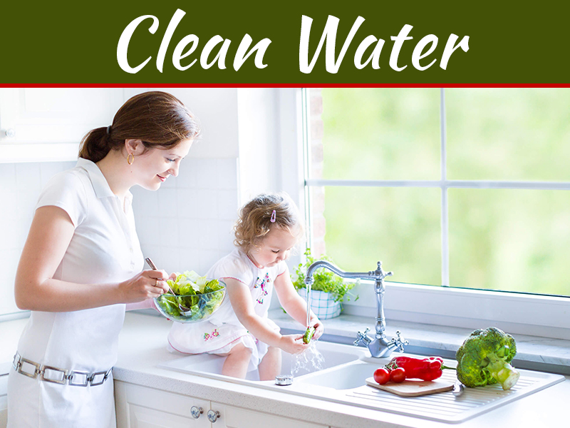 5 Tips To Clean Water In Your Home