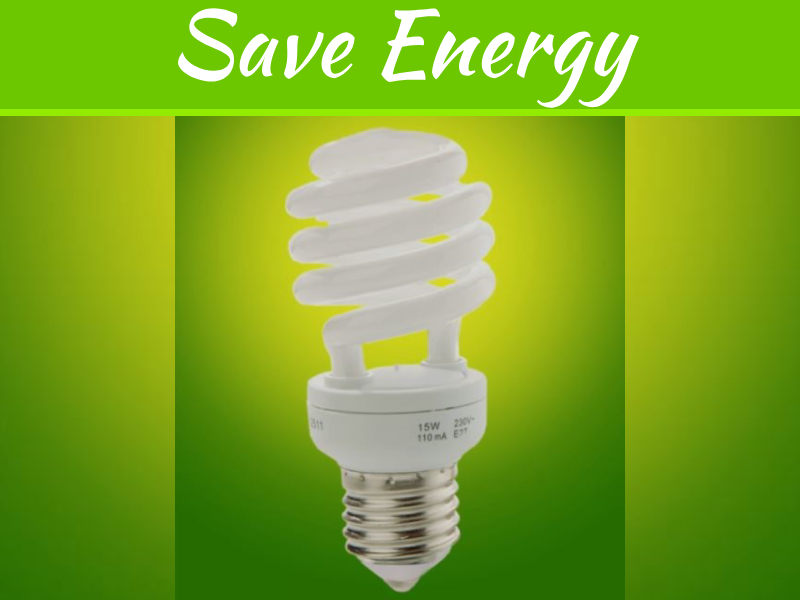Saving The Environment: 5 Ways To Make Your Home More Energy Efficient