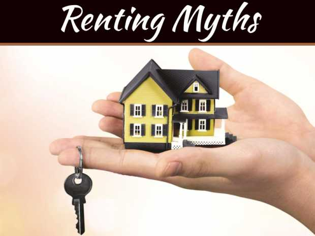 8 Renting Myths That Are Bogus