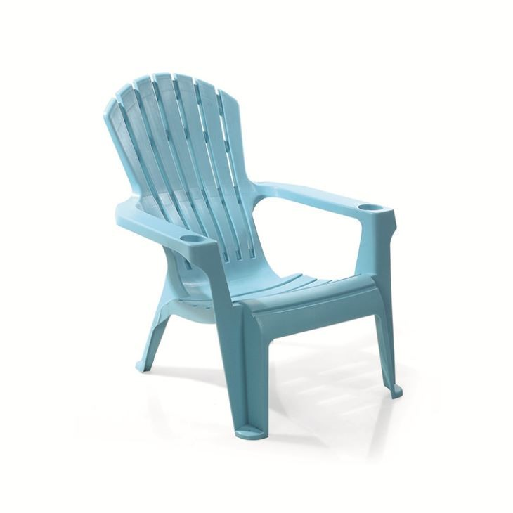 Adirondack Plastic Garden Chair